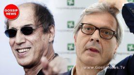 Adriano Celentano contro Sgarbi: Sei Un Demente!