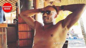 Isola Dei Famosi, Amaurys Perez: ecco perchè indossa gli occhiali da sole!
