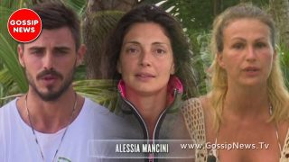 Alessia Mancini smaschera Francesco Monte ed Eva Henger!