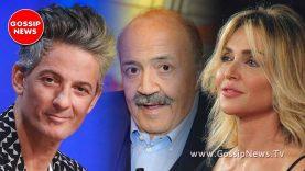 Maurizio Costanzo parla di amanti: fa il nome di Fiorello e Paola Barale!