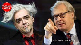 Vittorio Sgarbi Trova Casa a Morgan! Buone Notizie per Marco Castoldi!