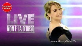 Live Non è La d'Urso, Ecco l'Ospite Speciale Della Prima Puntata!