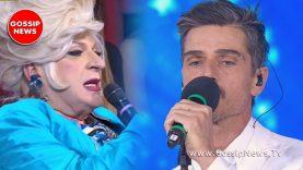 Amici Celebrities: Massimiliano Varrese Smette di Cantare in Lacrime! La Critica di Platinette!