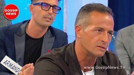 Uomini e Donne Over Puntata di Oggi 22 ottobre 2019: Riccardo Abbandona il Programma in Lacrime!