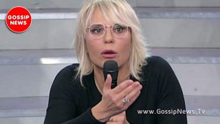 trono over maria de filippi