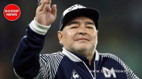 Si è Spento Diego Armando Maradona!