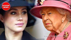 regina elisabetta meghan markle
