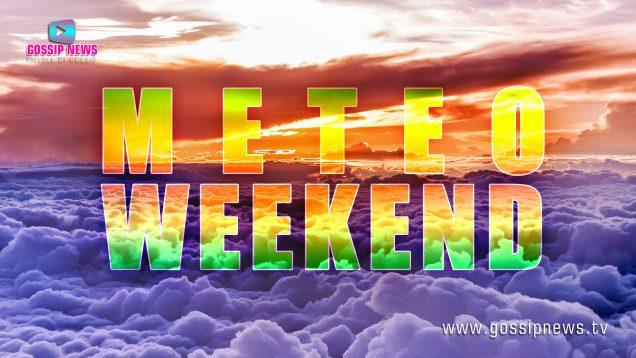 meteo weekend