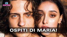 Giulia e Sangiovanni Ospiti di Maria De Filippi!