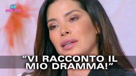 Aida Yespica in Lacrime Svela Il Suo Dramma!