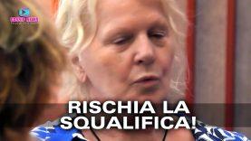 GF Vip: Katia Ricciarelli a Rischio Squalifica!