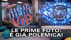 Grande Fratello Vip: Trapelano Le Prime Immagini ed è Polemica!