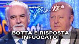 Striscia La Notizia: Botta e Risposta Infuocato Tra Massimo Boldi e Antonio Ricci!