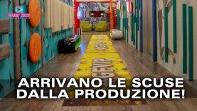 Gf Vip, Insulti Degli Autori: Le Scuse Della Produzione!
