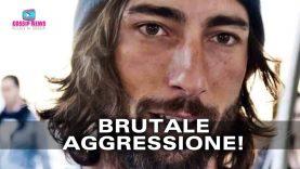 Vittorio Brumotti: Brutale Aggressione!